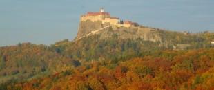 Riegersburg im Herbst
