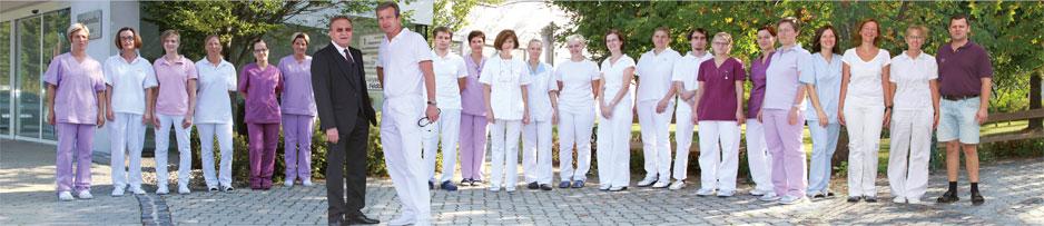 Team Dialysezentrum Dr. Waller Feldbach